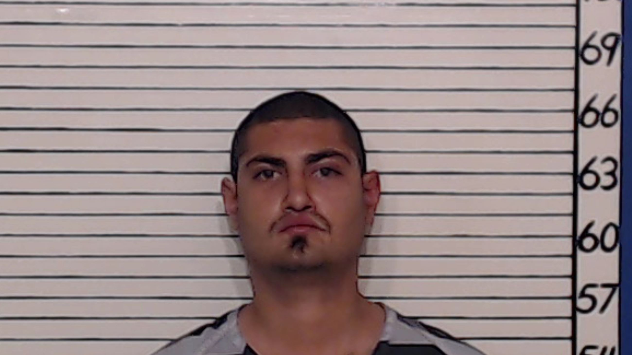 Jonathan Gomez booking photo