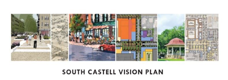 S. Castell Ave. graphic