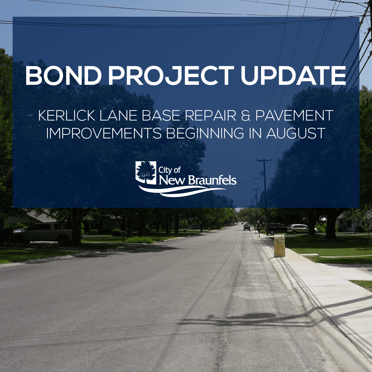 Bond Update - Kerlick
