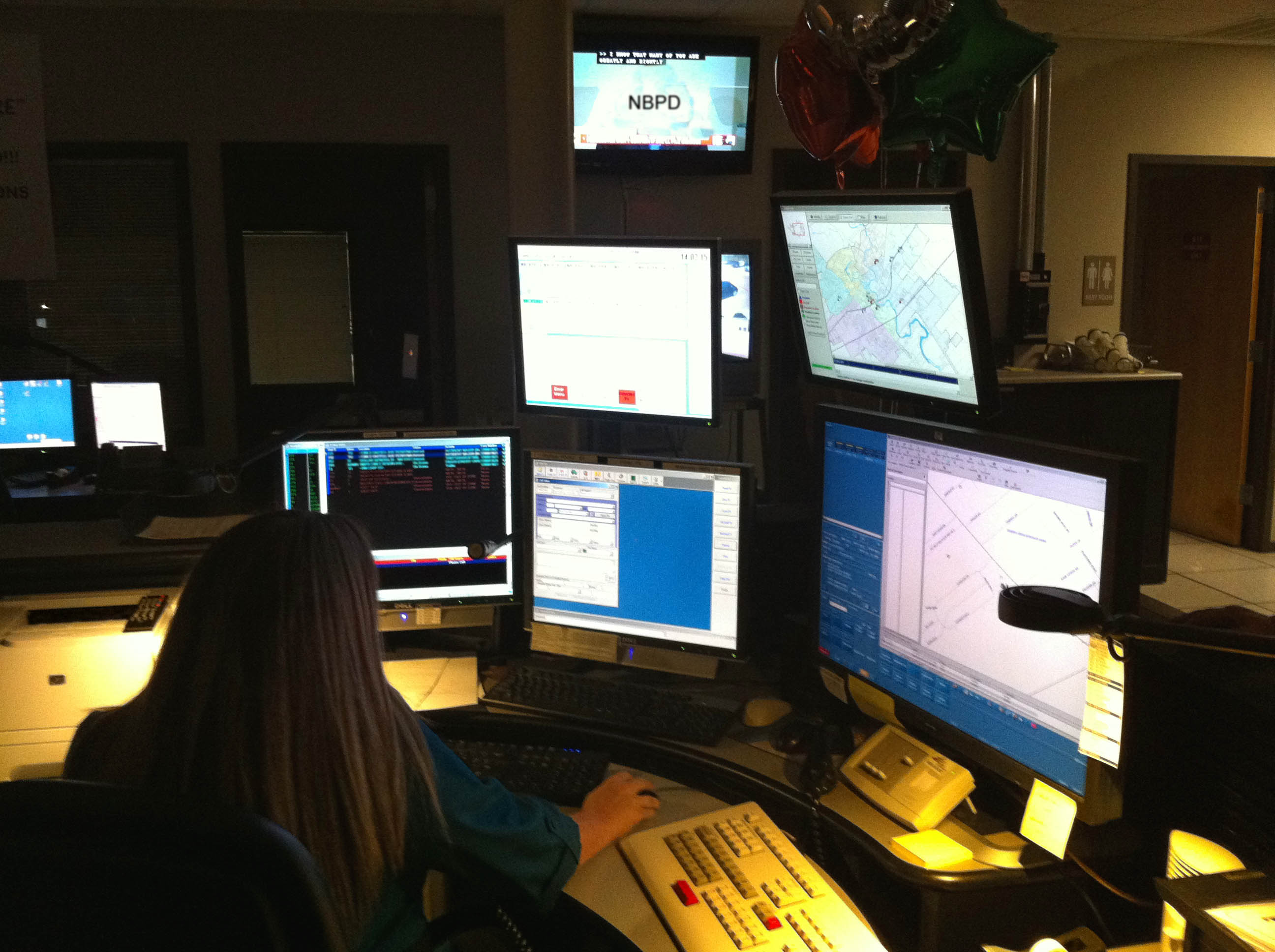 911 dispatch 1a