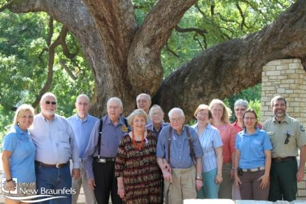 Special Thanks to all who have helped to preserve our tree throughout the years.