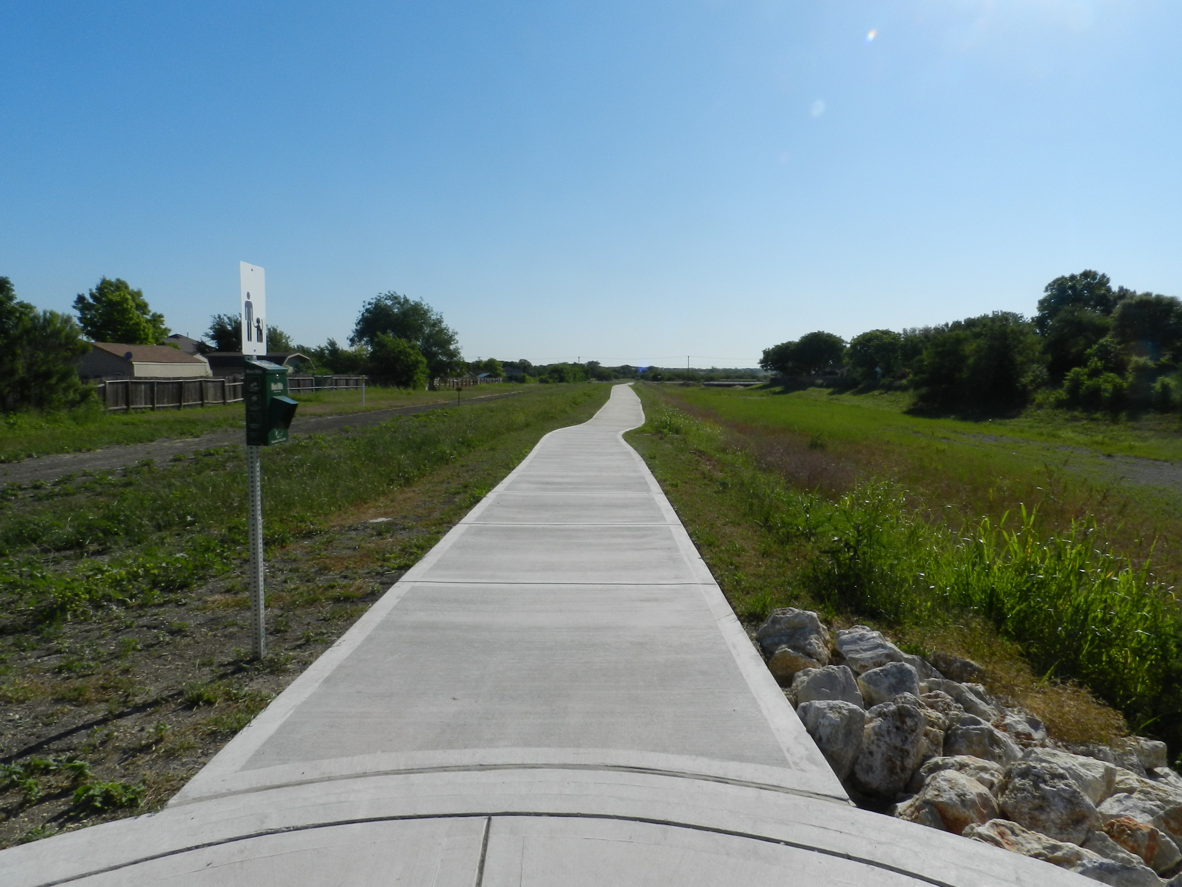 County Line Memorial Trail